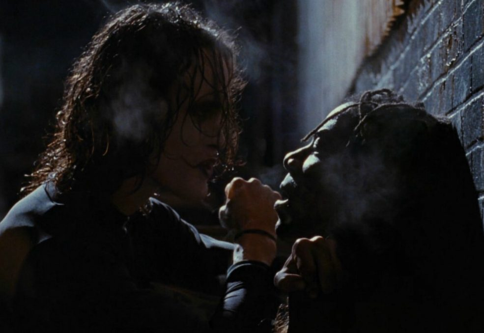 the crow still5 e1613472802886 30 Haunting Facts About Brandon Lee's The Crow