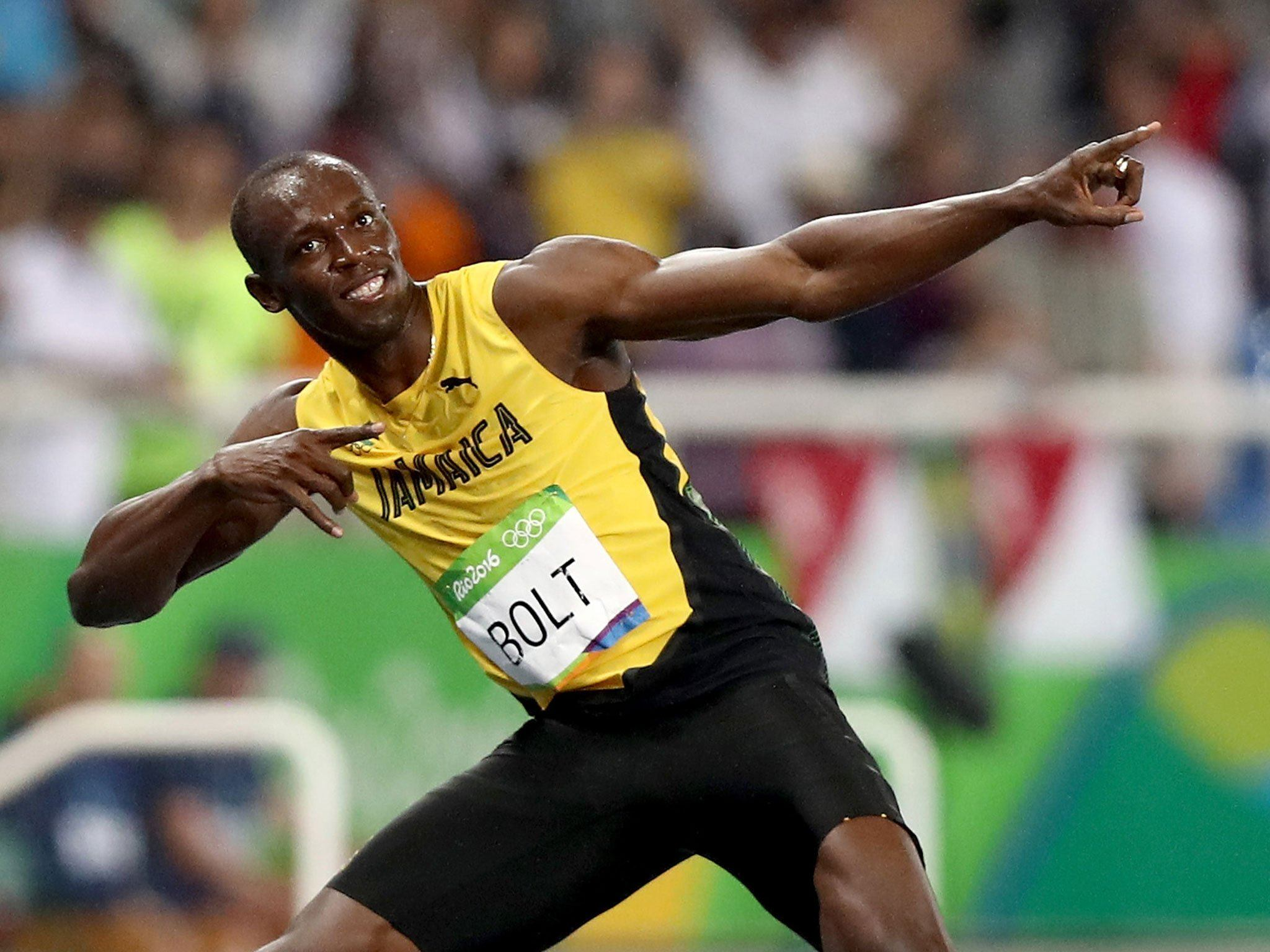usain bolt bolt The Top 30 Most Epic Sporting Fails Of All Time