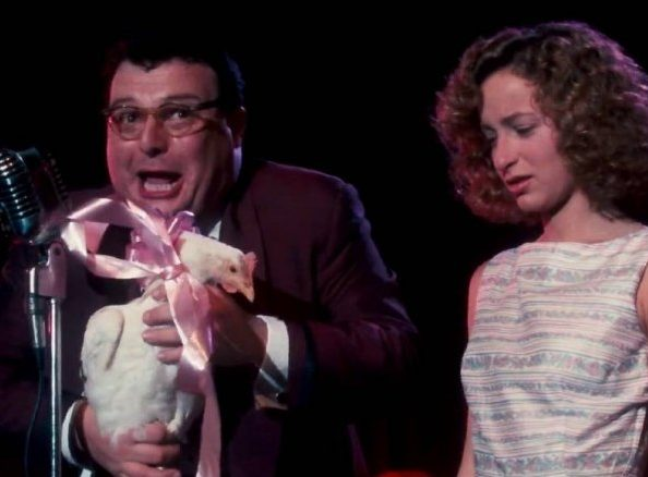 wait is that newman from seinfeld 1565813874 e1617277117595 30 Things You Probably Didn't Know About Dirty Dancing