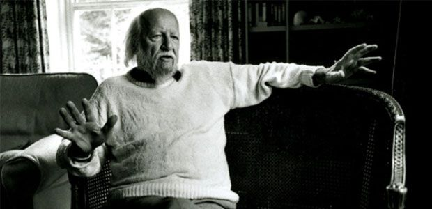 william golding 33 Celebrities You Didn't Know Used To Be Teachers