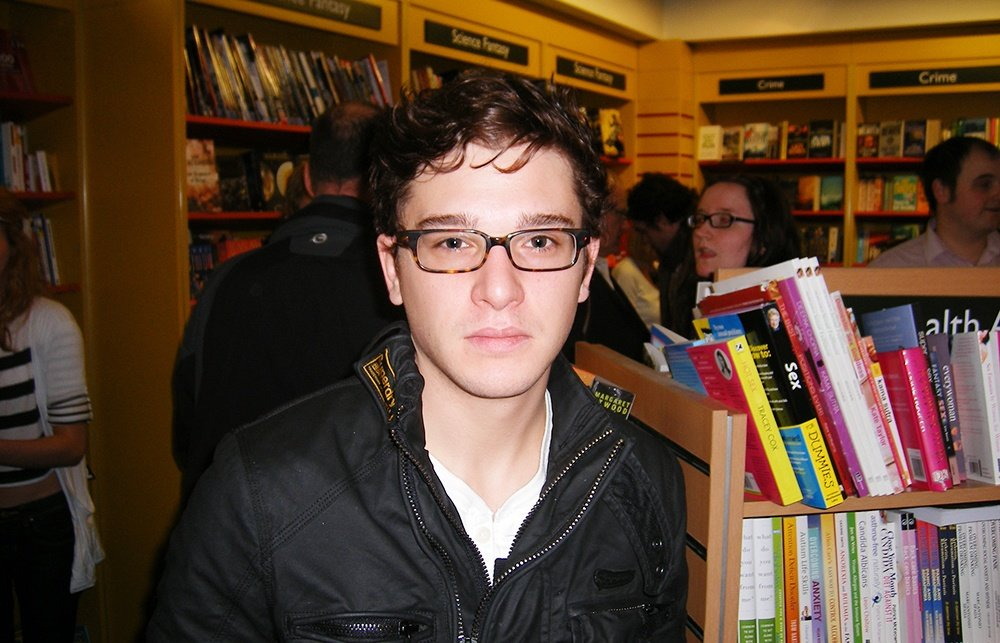 young kit harington game of thrones What The Game of Thrones Actors Looked Like In High School