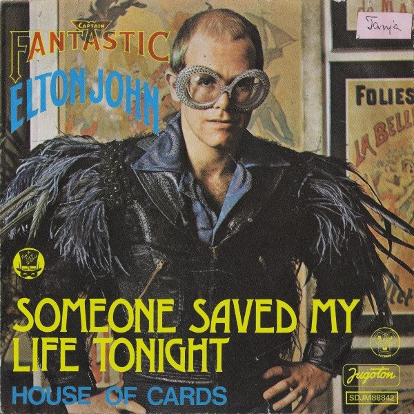 1 54 23 Things You Didn't Know About Elton John
