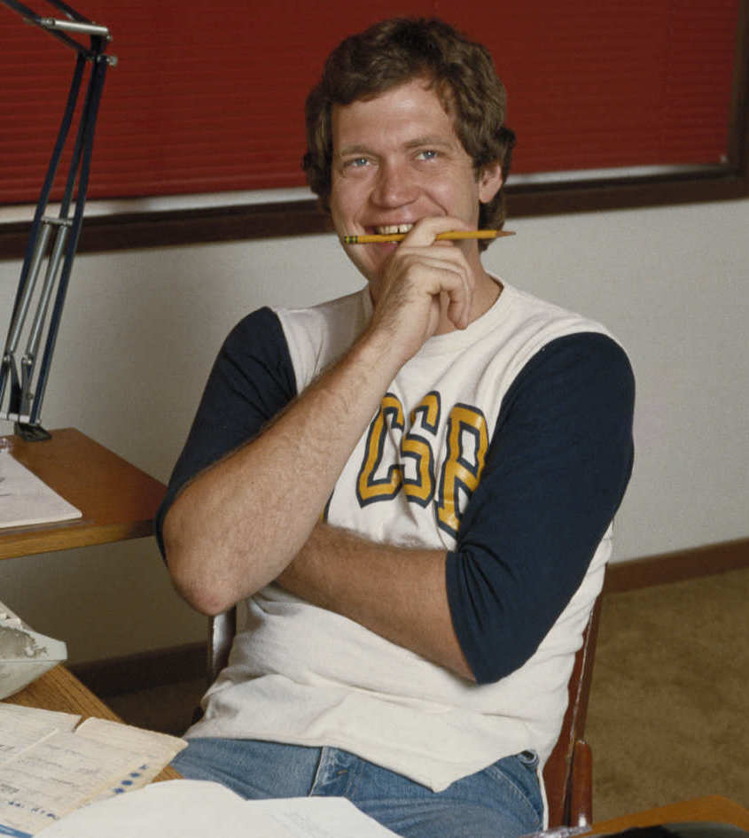 13 david letterman 25 Things You Never Knew About David Letterman