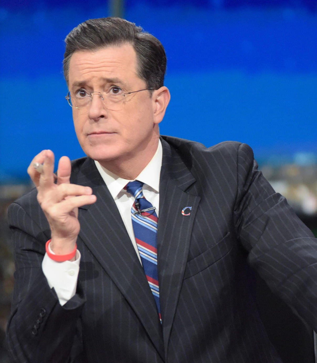 170123 stephencolbert 10 Things You Never Knew About Stephen Colbert