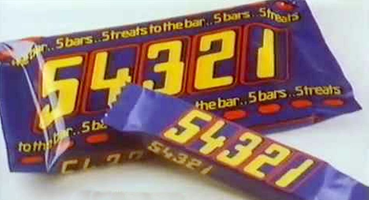 2 7 10 Discontinued Chocolate Bars ALL 80s Kids Would Love To See Again!