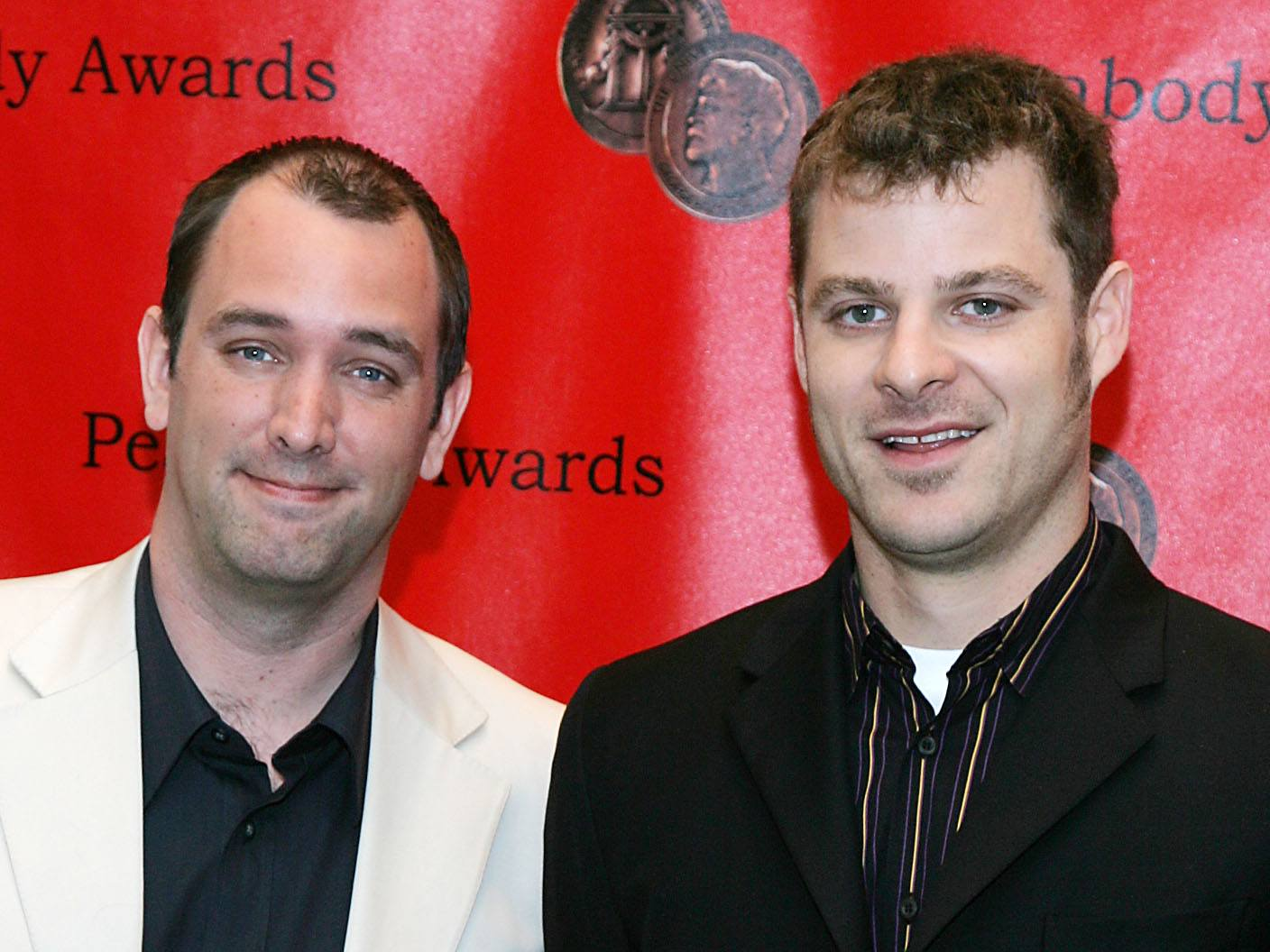 2006 Trey Parker and Matt Stone at Peabody Awards cropped The 10 Craziest Things That Ever Happened At The Oscars