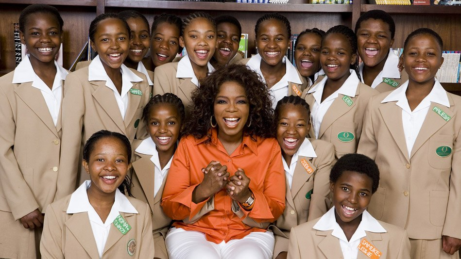 20140319 steep your soul charity 2 22 Things You Didn't Know About Oprah Winfrey