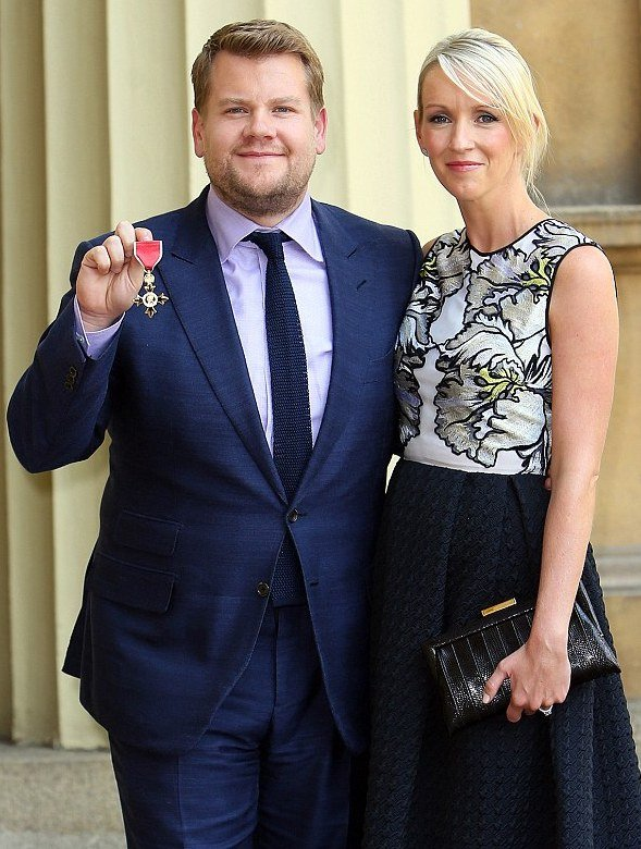 29F6B8EC00000578 3139058 image a 17 1435238666996 25 Things You Didn't Know About James Corden