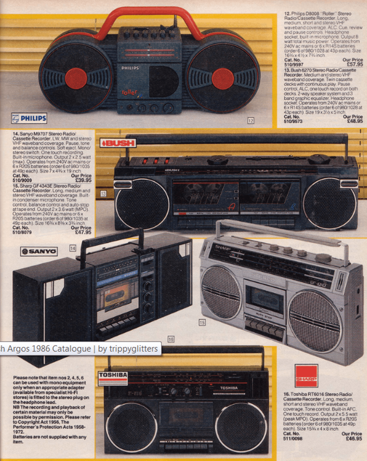 3 1 Take A Look Inside An Argos Catalogue From 1986!