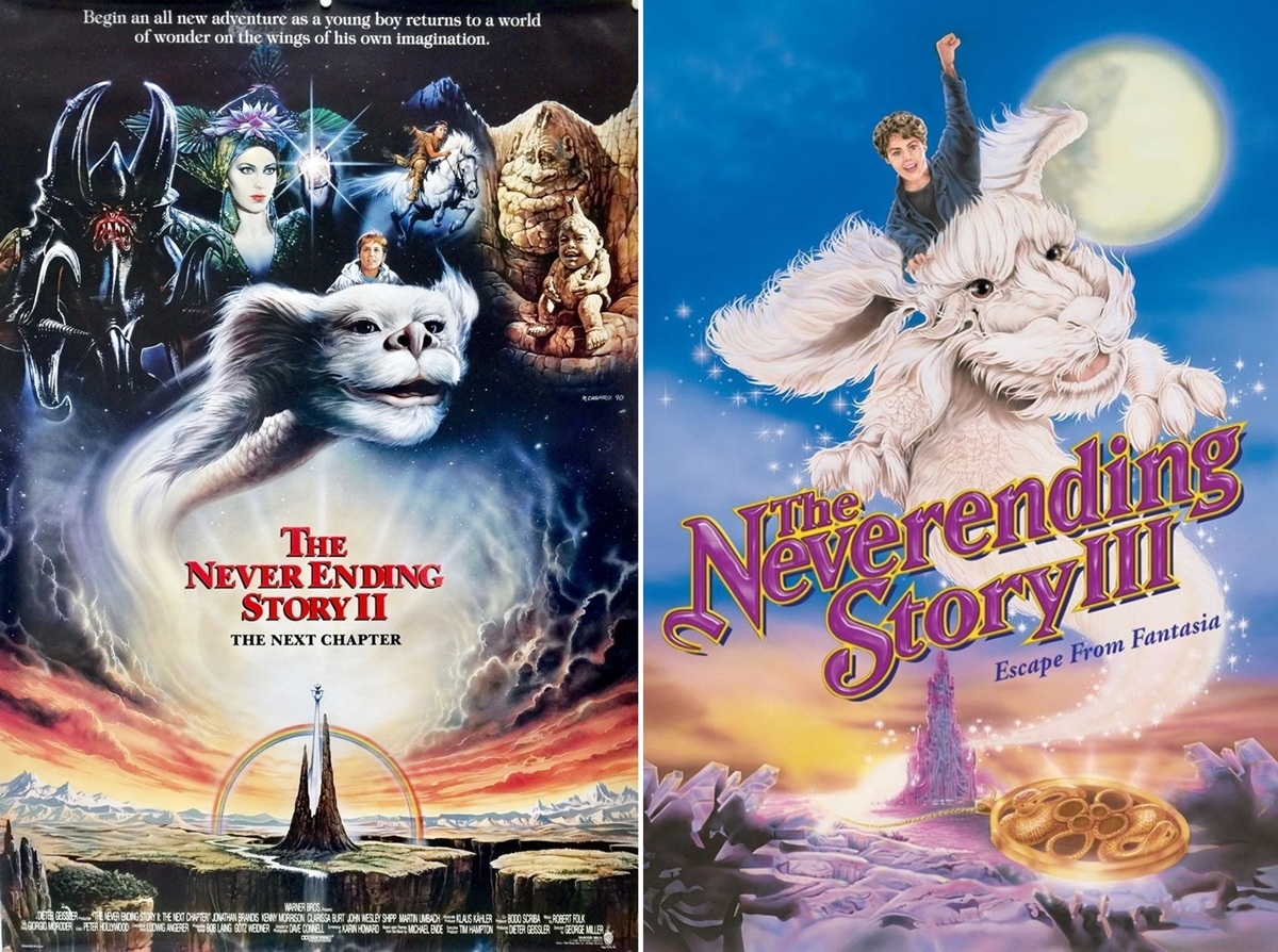 3 23 Sequels To 80s Movies You Never Even Knew Existed