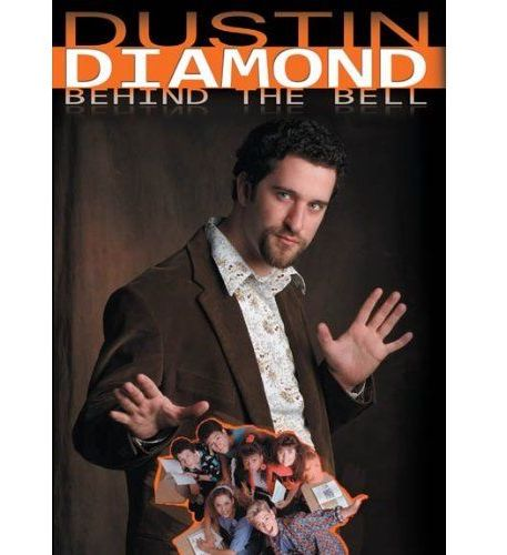 Cover of the book Behind the Bell, by Dustin Diamond