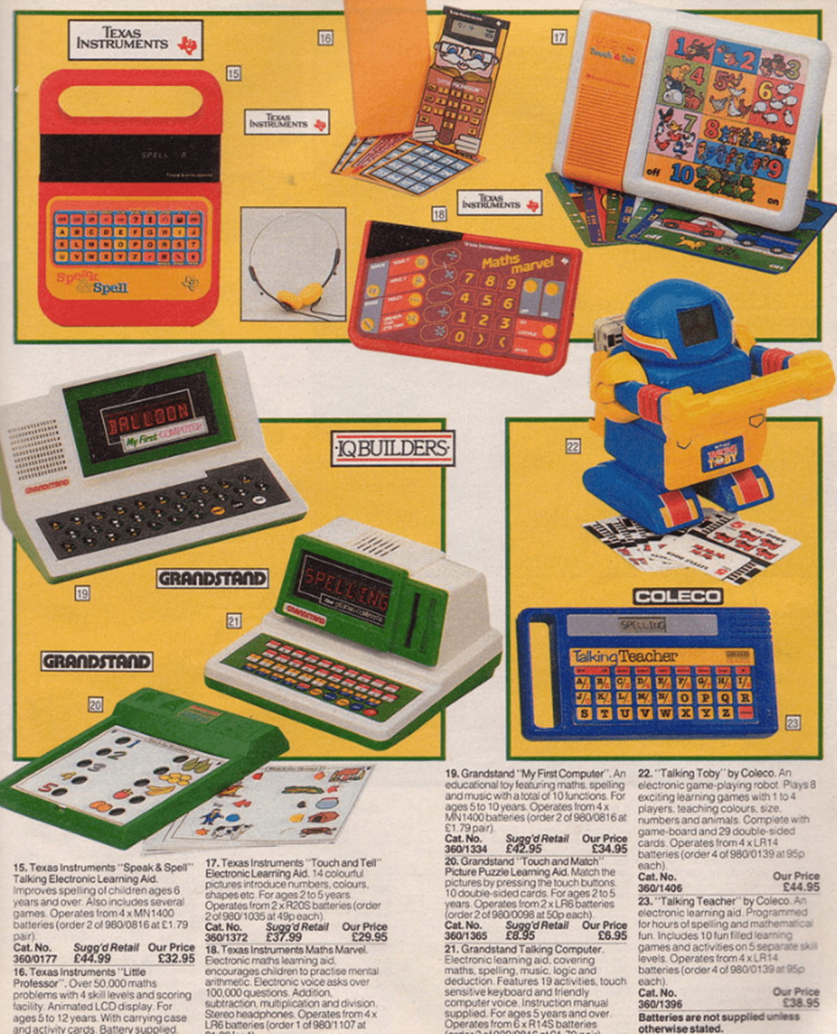 4 1 Take A Look Inside An Argos Catalogue From 1986!