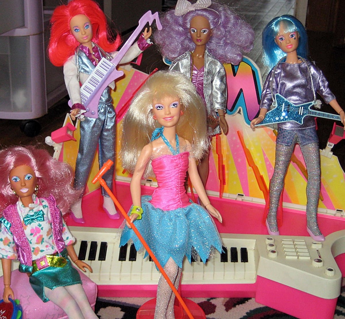 5 11 15 Gorgeous Dolls All 80s Girls Should Remember