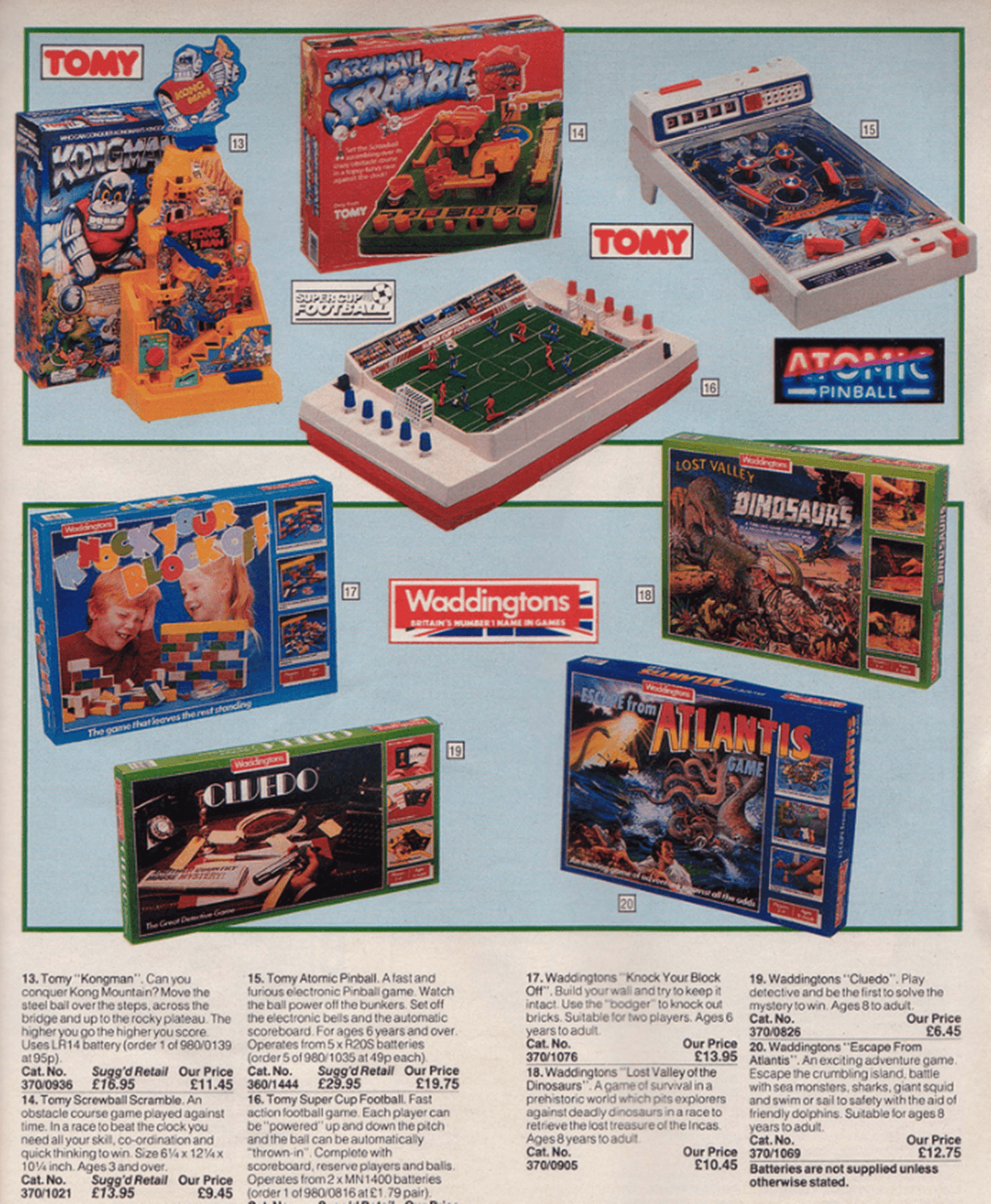 6 Take A Look Inside An Argos Catalogue From 1986!