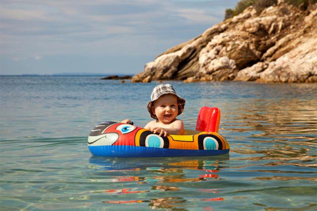Aqua Leisure Inflatable Baby Boats