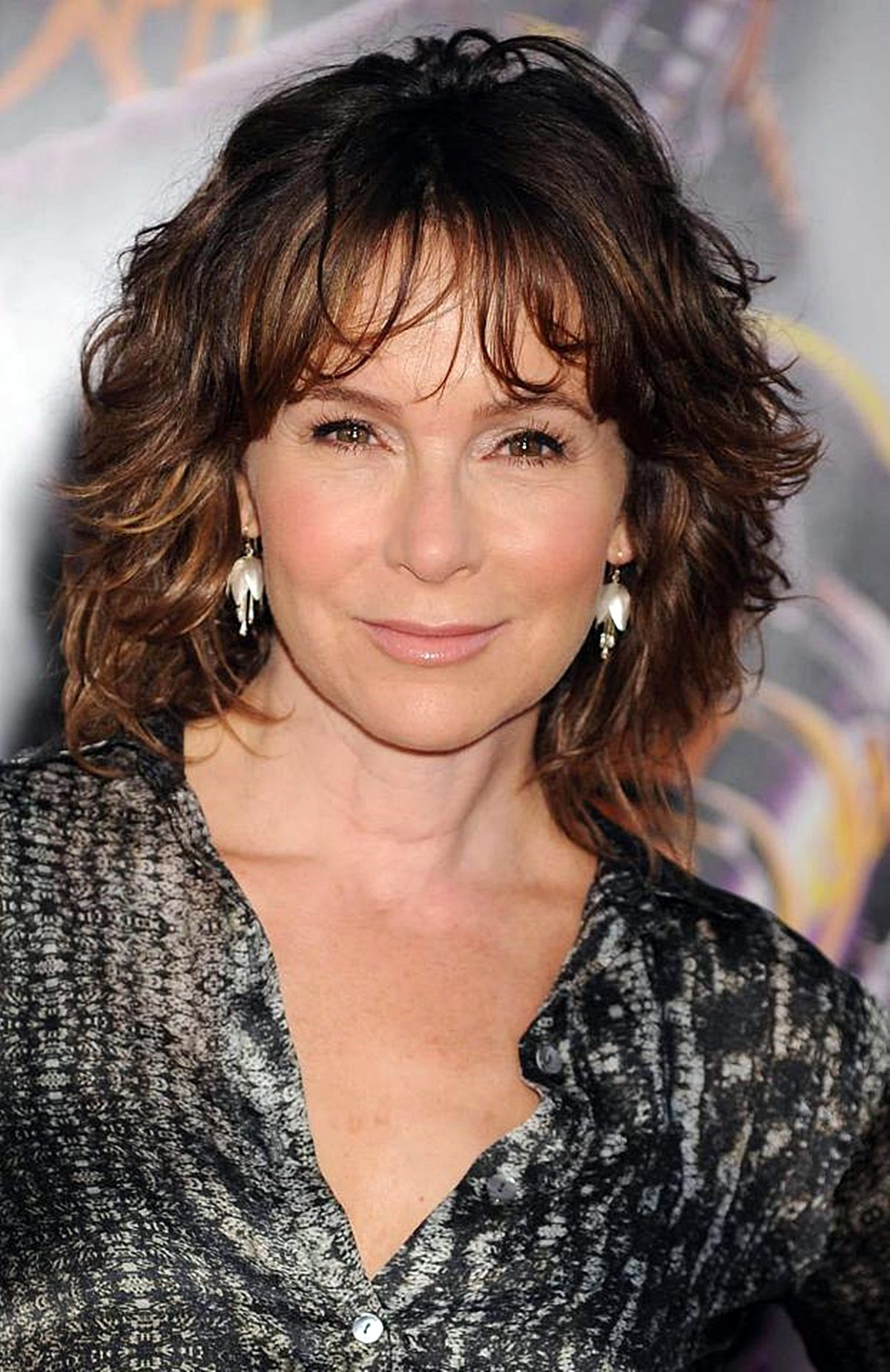 Jennifer Grey now, at the 2011 Real Steel premiere