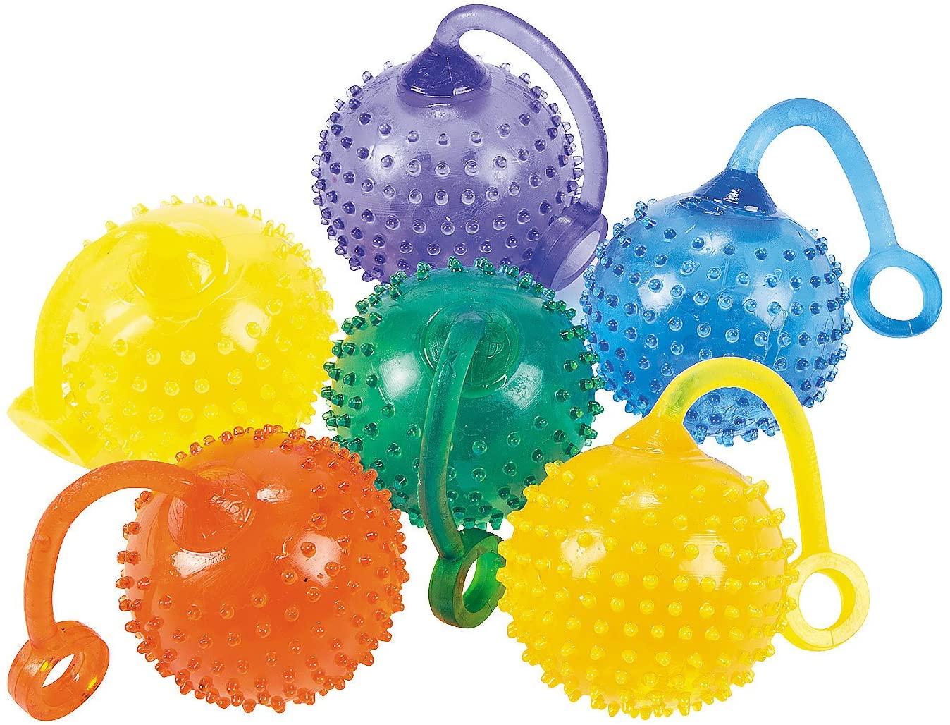 Yo-yo water ball