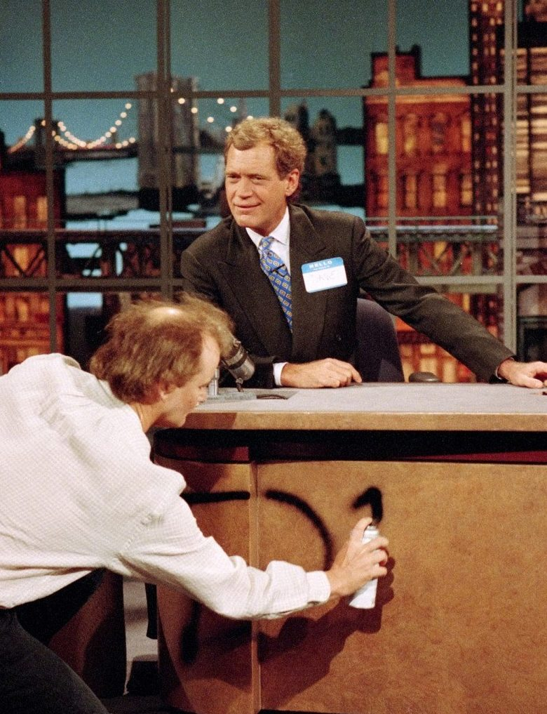 83455 24 17b e1584542127429 25 Things You Never Knew About David Letterman