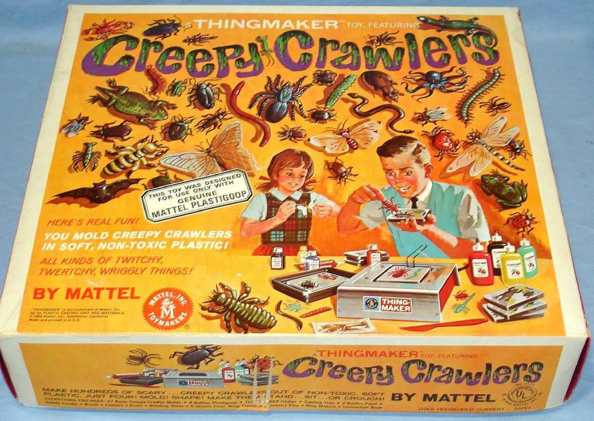 Creepy Crawlers' Thingmaker