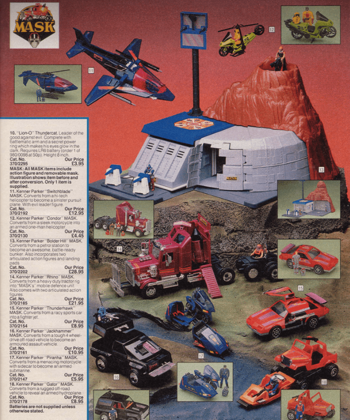 9 Take A Look Inside An Argos Catalogue From 1986!