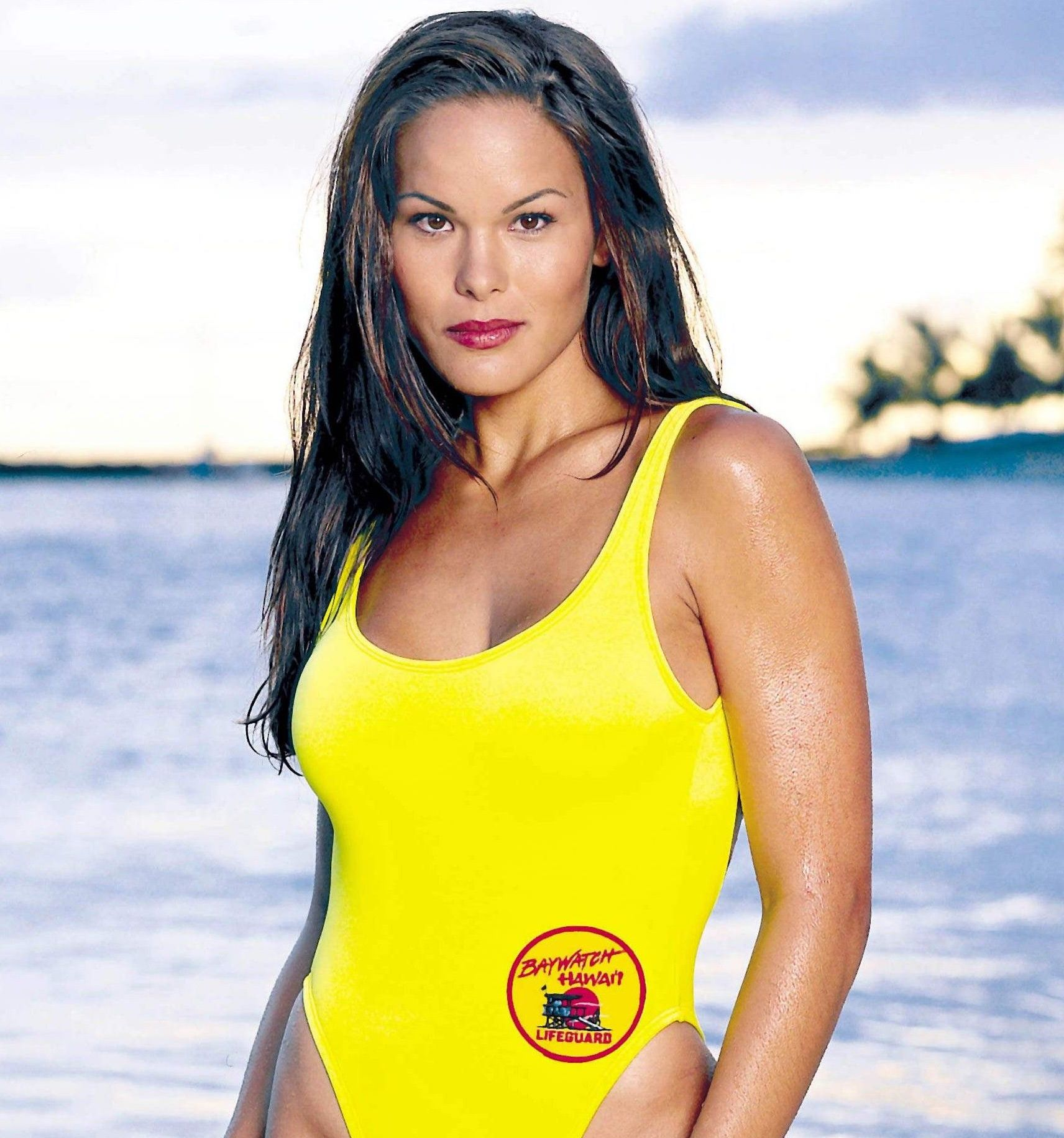 Stacy Kamanoas Kekoa Tanaka in Baywatch: Hawaii