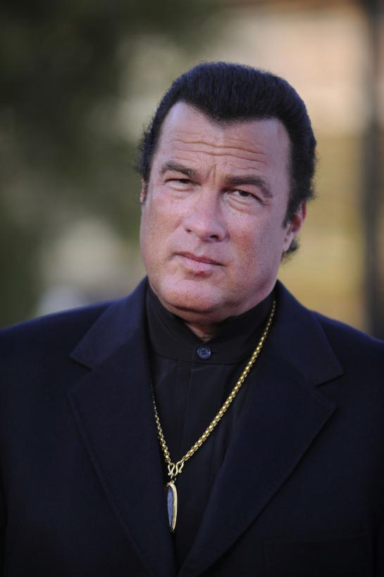 Actor Steven Seagal becomes sheriffs deputy in New Celebs Who Have Been Awful To Their Assistants