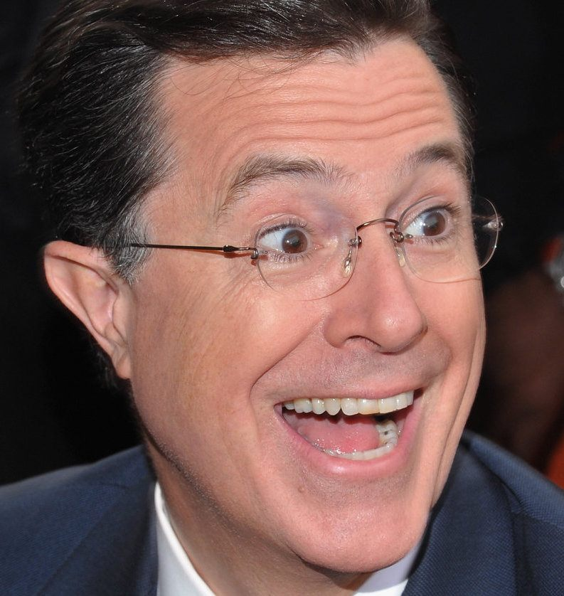 BIG 24 24 stephen colbert 10 Things You Never Knew About Stephen Colbert