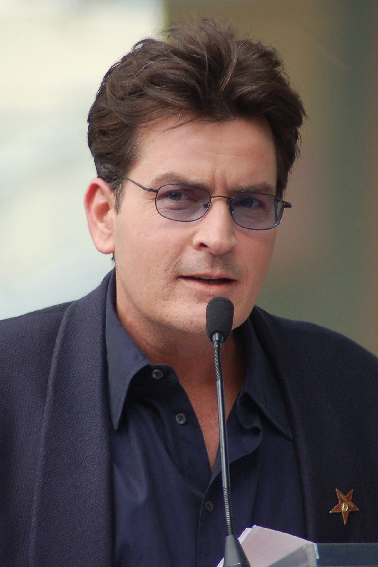 Charlie Sheen March 2009 These Celebrities Were Expelled From School. The Reasons Why Will Surprise You!
