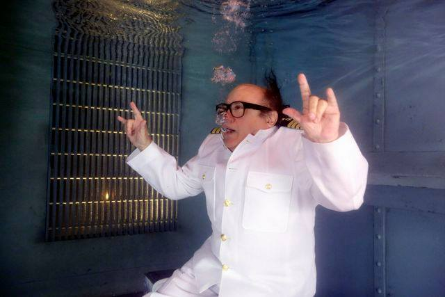 Danny DeVito Almosted Drowned 20 Things You Might Not Have Realised About Danny DeVito