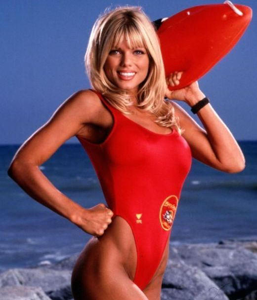 Donna D'Errico as Donna Marco in Baywatch
