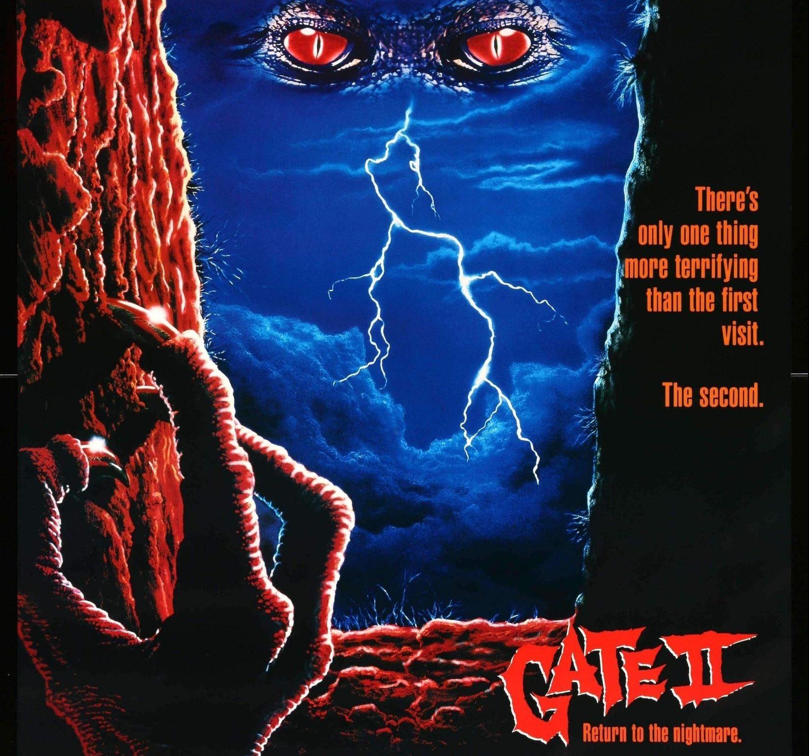 Gate 2 1992 original film art spo 5000x e1622128661977 Sequels To 80s Movies You Never Even Knew Existed