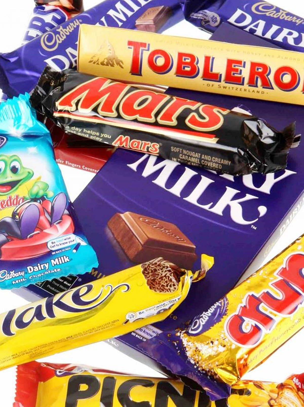 INTRO 1 10 Discontinued Chocolate Bars ALL 80s Kids Would Love To See Again!