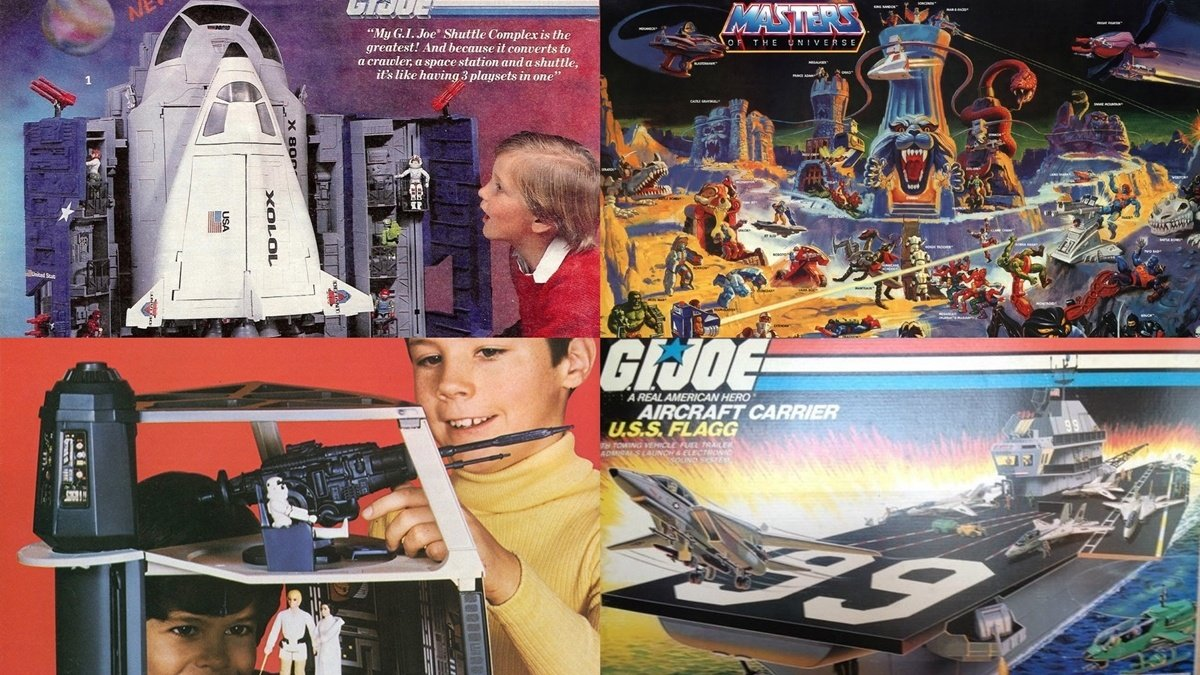 INTRO 15 Amazing Toys All 80s Kids Wanted To Own!