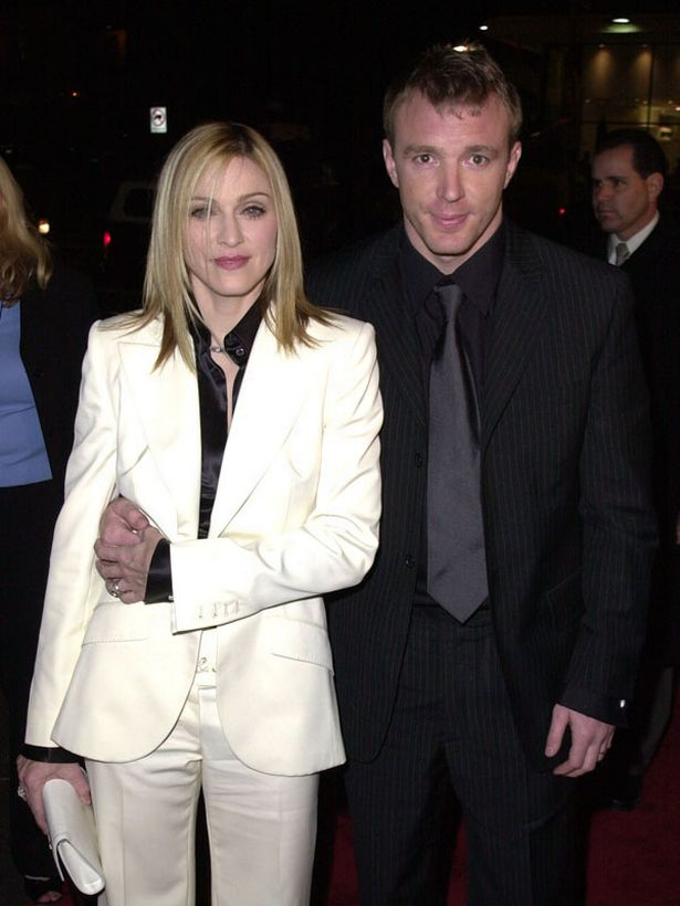 Madonna Guy Ritchie These Celebrities Were Expelled From School. The Reasons Why Will Surprise You!