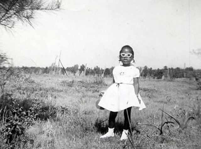 Oprah Winfrey as a Child 22 Things You Didn't Know About Oprah Winfrey