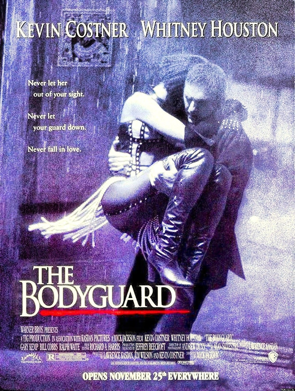 POSTER 1 12 Things You Might Not Have Realised About The Bodyguard
