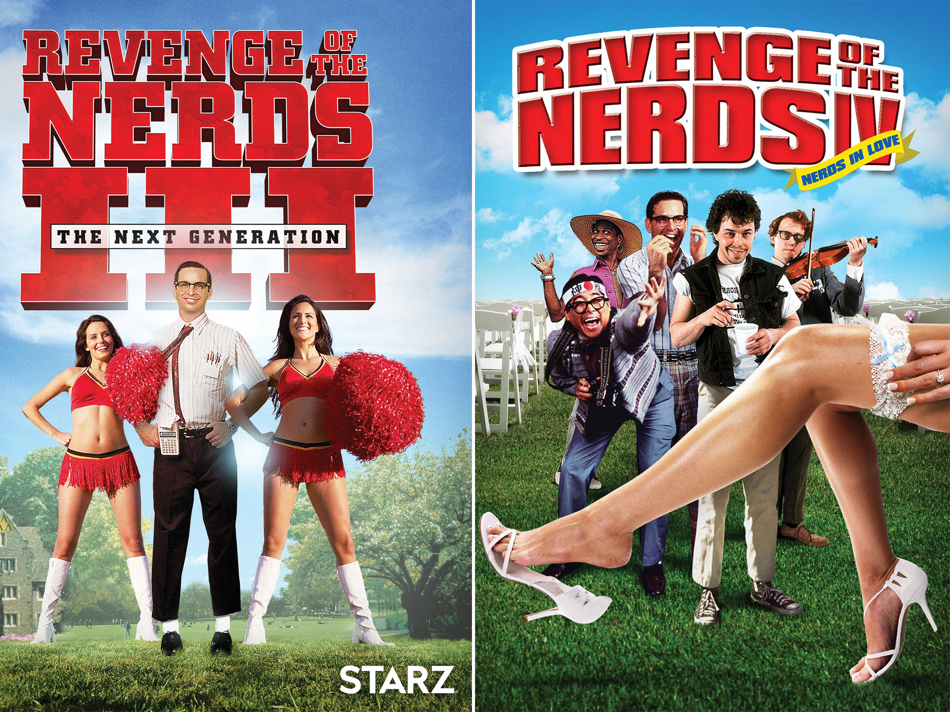 RevengeoftheNerds34 Sequels To 80s Movies You Never Even Knew Existed