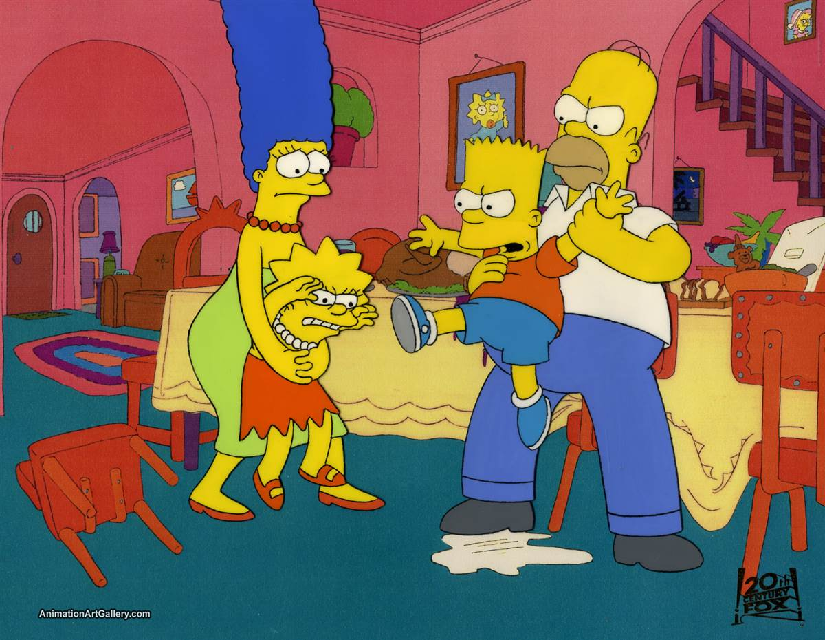 SIMCCS202 2 30 Things You Didn't Know About The Simpsons