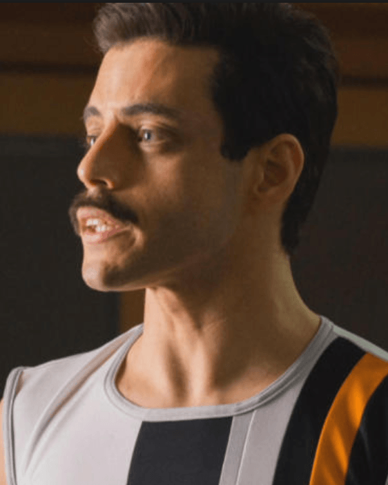 Screen Shot 2019 02 26 at 19.16.44 This Is The Complete Side By Side Comparison Of Freddie Mercury And Rami Malek At Live Aid
