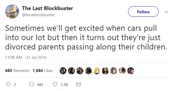 Screen Shot 2019 02 27 at 10.00.38 The World's Last Blockbuster Is Still Going And Posting Hilarious Tweets