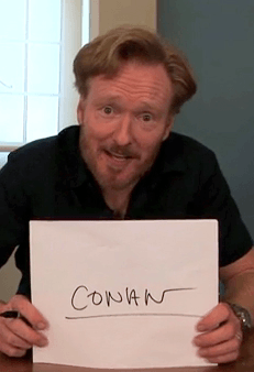 Screenshot 2019 02 19 at 09.32.51 21 Things You Didn't Know About Conan O'Brien