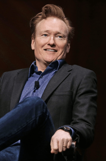 Screenshot 2019 02 19 at 09.36.22 21 Things You Didn't Know About Conan O'Brien