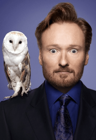 Screenshot 2019 02 19 at 09.36.50 21 Things You Didn't Know About Conan O'Brien