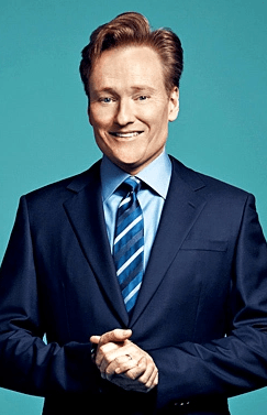 Screenshot 2019 02 19 at 09.41.15 21 Things You Didn't Know About Conan O'Brien