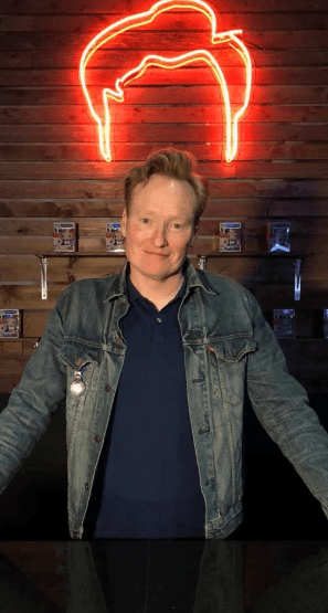 Screenshot 2019 02 21 at 09.50.15 21 Things You Didn't Know About Conan O'Brien