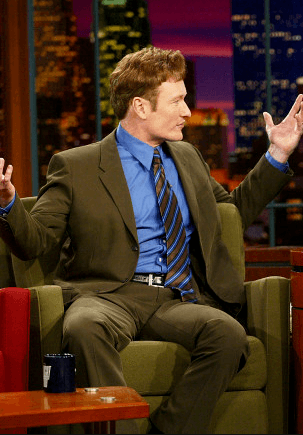 Screenshot 2019 02 21 at 09.59.43 21 Things You Didn't Know About Conan O'Brien
