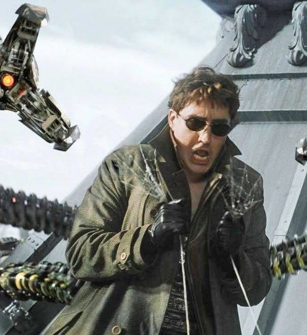 Spider Man 2 2004 Doctor Octopus Doc Ock Spiderwebs e1562334426240 27 Things You Didn't Know About The Spider-Man Films