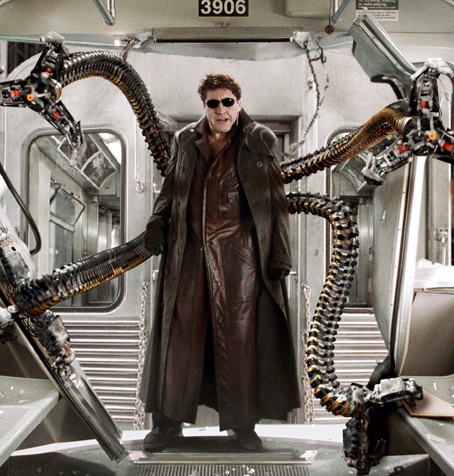 Spider Man 2 Alfred Molina Doc Ock Doctor Octopus Train Scene 27 Things You Didn't Know About The Spider-Man Films