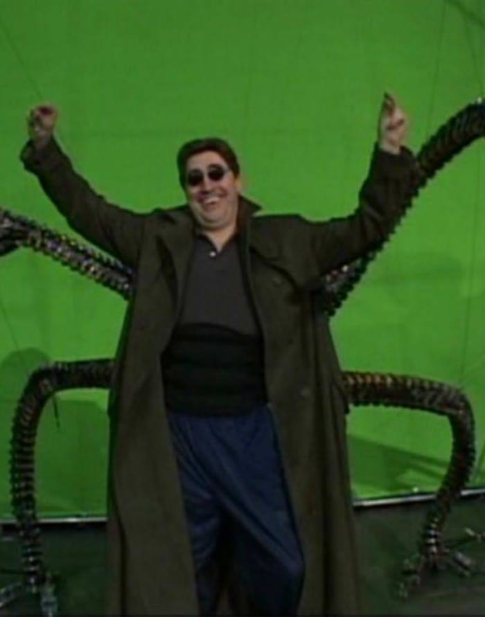 Spider Man 2 behind scenes 1 27 Things You Didn't Know About The Spider-Man Films