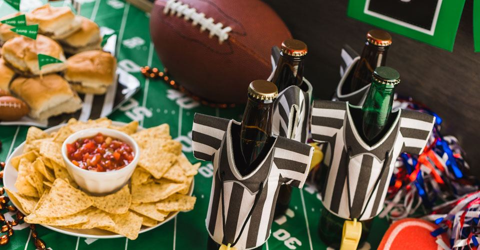 SuperBowlPartyFood 1485734910 10 Things You Didn't Know About The Super Bowl